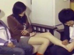 Chinese Barefoot Tickling