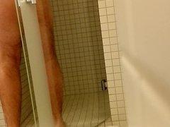 Hotel Shower Spy