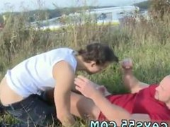 Nude male gay hazing free video Muscular Studs Fuck in The Grassy Field!