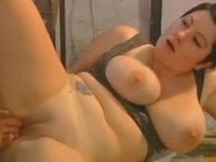 What is the Name of The Chubby BBW Fat Babe?