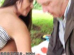 Big tit brunette teen pov Vivien meets Hugo