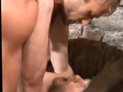 Four Fit Lads Flip Flop Fuck