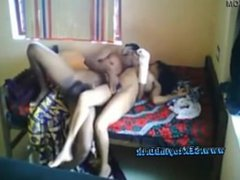 Bangladeshi Horny Couple in Homemade Secret MMS Scandal