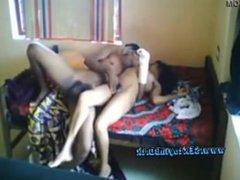 Bangladeshi Horny Couple in Homemade Secret MMS Scandal
