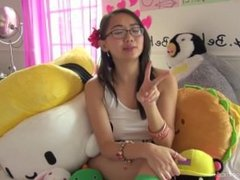 About British Asian Teen Harriet Sugarcookie SFW site intro