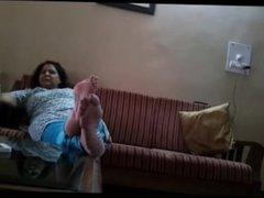 Feet Of Mature Indian Goddess 3