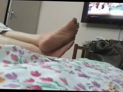 Feet Of Mature Indian Goddess