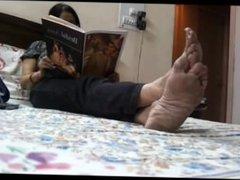 Feet of Mature Indian Goddess 8