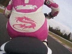 Run meeting of women riders in SUGO