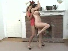 Tickle hell - tickling girlfriends