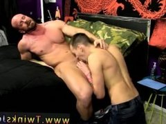 Gay cut his dick hair Chris gets the jizz boinked out of him while he's