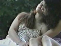 lesbianas en el parque