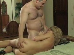 NastyPlace.org - Hot Blonde Stepmom Knows How to Suck Cock