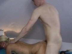 NastyPlace.org - 43-year-old German Mom Amazing Huck With Son