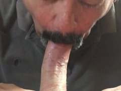handsome daddy likes cock sucking pt2