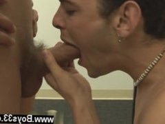 Sex gay Braden & Brian hd