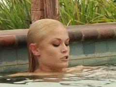 Blonde Fucked Hard Underwater