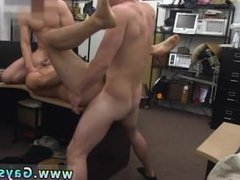 Hunk male ejaculation video Straight stud heads gay for cash he needs
