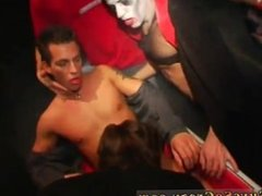 Cute naked gay boys sex videos These ghoulish gothboys get down and dirty