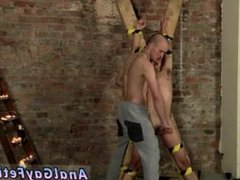 Free mature bareback gay sex Spitting Cum In A Slaves Face
