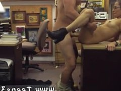 Monica sweetheart pov blowjob College Student Banged in my pawn shop!