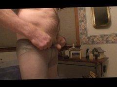 masturbate in panties and pantyhose