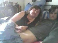 Beautiful wife playing with herself FukCam.Net