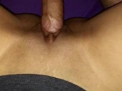 Hubby Fucking Me And Finishing With A Nice Creampie
