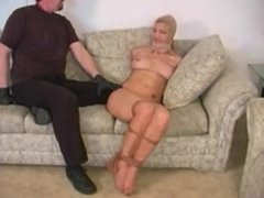 Kidnap Jenni Lee and encasement