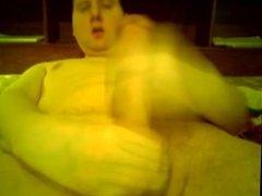Closeup Cumshot On Webcam While Showing Face