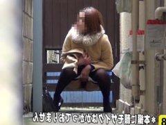 【JAPAN】peeing peeping toilet pii pis