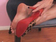 Worship Emily Marilyn's Divine Feet