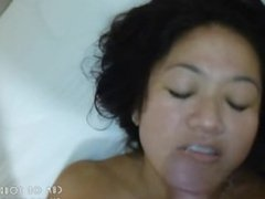 Submissive Webcam Slut Loves Pleasing Cock POV