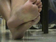 Candid feet #101