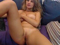 Webcam show of Bryanne flirty striptease soft @ CamGirls.TO