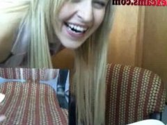 Webcam Girl Gets Caught Masturbating On Webcam
