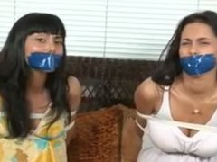sister mancini tiedup and gagged