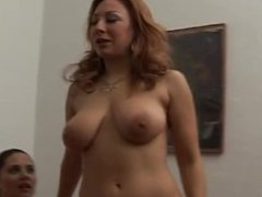 Young and Milf Sluts Tongue & Toy each other