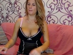 Webcam show of Bryanne french barely girly @ CamGirls.TO