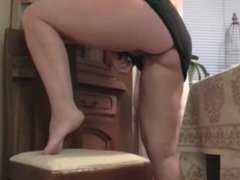 HIDDEN CAM CAUGHT MASTURBATION HUGE ASS BIG ASS