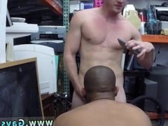 Huge black dick destroy emo gay ass Desperate boy does anything for money