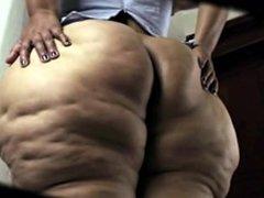 Huge Ass BBW Mega Pear - 10