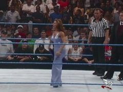 WWE Divas Ivory Vs Tori Evening Gown Match (Bra & Panties)