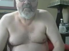 Bear dad Cums
