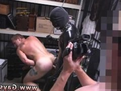 Straight guys fucked by gay men free clips Dungeon sir with a gimp