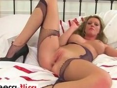 she is on milf-meet.com - British milf Abi fucks he