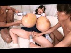 monster tits japan girl