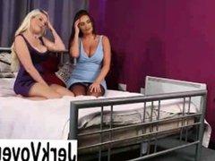 Lady Voyeurs - Emily Jade and Emma C