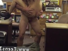 Hot girls with big tits stripping College Student Banged in my pawn shop!