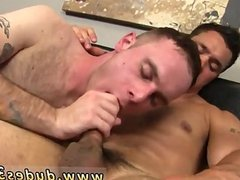 Gay black butt sex Sergio Valen Fucks